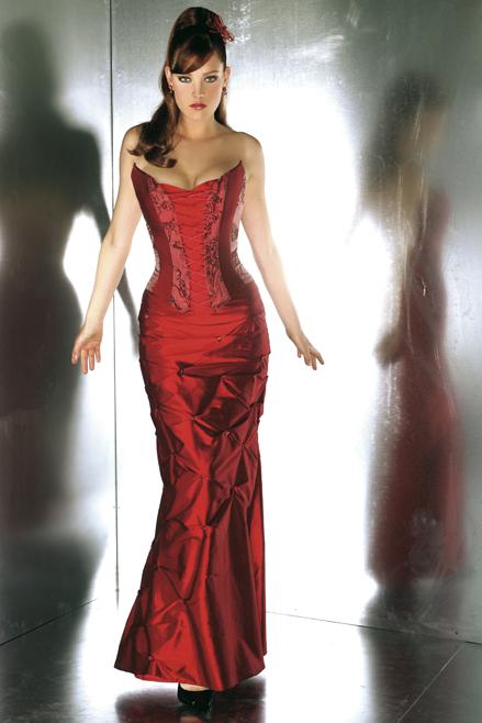 Раздел фото: Где найти вечерние платья больших размеров.
